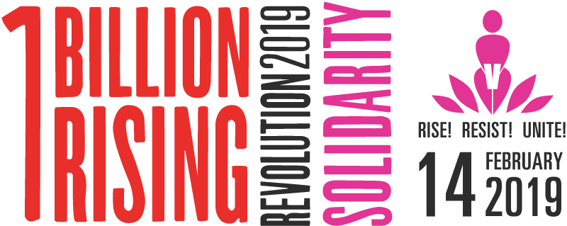 Logo von 1 Billion Rising